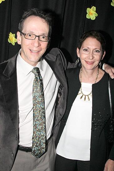 Big Fish – Opening Night – Larry Hochman orchestrator – wife