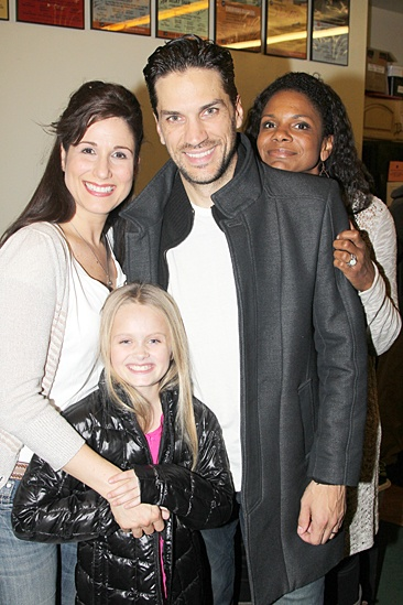 Little Miss Sunshine – Audra visit – Stephanie J. Block – Hannah Rose Nordberg - Will Swenson – Audra McDonald