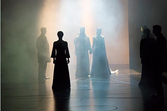 <I>Macbeth</I>: Show Photos - Cast
