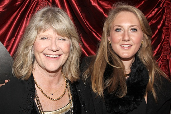 Gentleman's Guide opening night – Judith Ivey – Margaret Braine