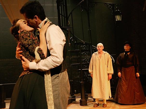 Broadway.com | Photo 7 of 8 | A Christmas Carol: Show Photos