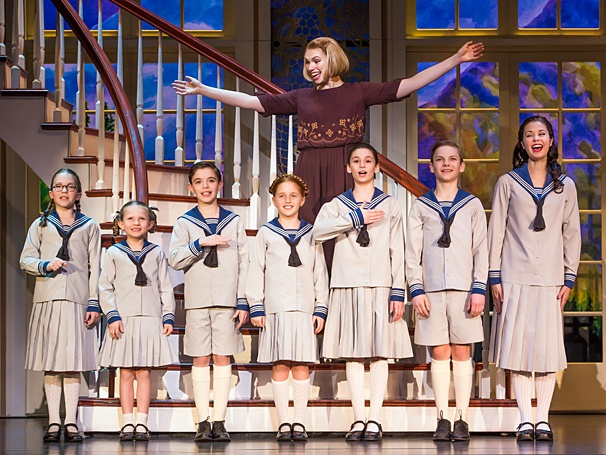 Broadway com | Photo 9 of 17 | The Sound of Music: National