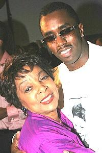 A Raisin in the Sun opening - Ruby Dee - Sean Combs