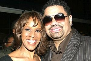 A Raisin in the Sun opening - Gayle King - Heavy D