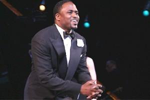 Wayne Brady in Chicago - curtain
