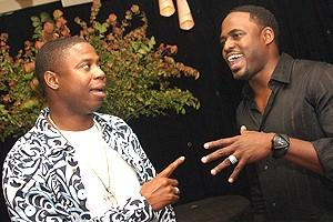 Wayne Brady in Chicago - Doug E. Fresh - Wayne Brady