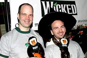 Wicked Block Party - Hank Unger - Michael Rego