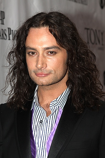 2010 Tony Awards Red Carpet – Constantine Maroulis