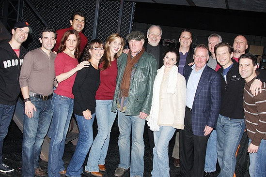 Celebs at Jersey Boys - Mike Love