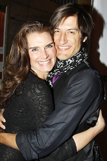 Merchant of Venice Opening night – Brooke Shields – Bryce Ryness