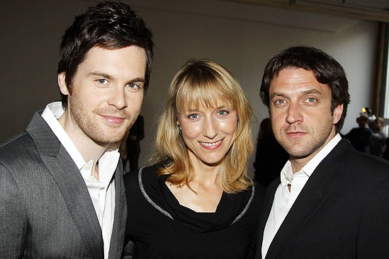 Arcadia meet – Tom Riley – Lia Williams  - Raul Esparza