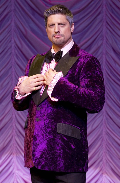 Show Photos - La Cage aux Folles - Christopher Sieber