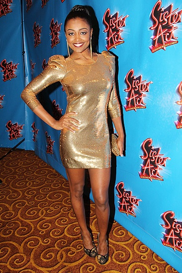 Sister Act Opening Night –  Patina Miller