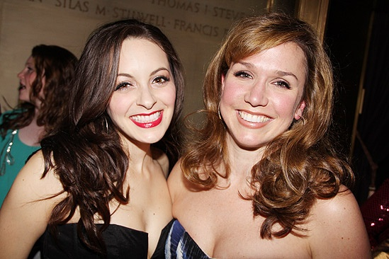 Sister Act Opening Night –  Christina DiCicco – Holly Davis