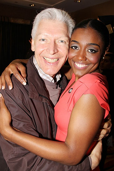 Tony Brunch 2011 – Tony Sheldon – Patina Miller