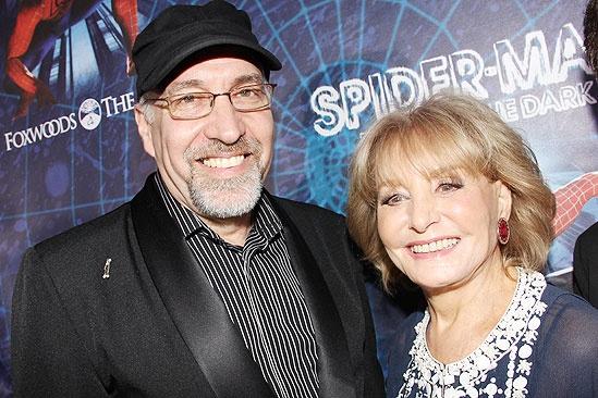 Spider-Man opening – Phillip William McKinley – Barbra Walters