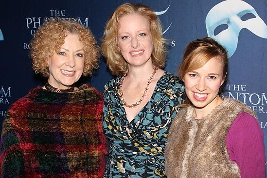 Phantom 25th Anniversary Screening – Marilyn Caskey – Cristin J Hubbard – Jessica Bishop
