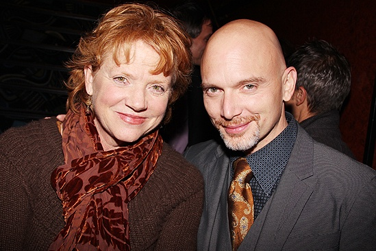 Venus in Fur Broadway Opening Night – Becky Ann Baker – Michael Cerveris