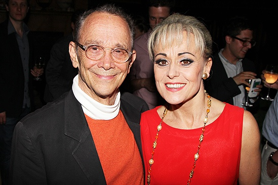 Peter and the Starcatcher Book Party – Joel Grey – Tracie Bennett