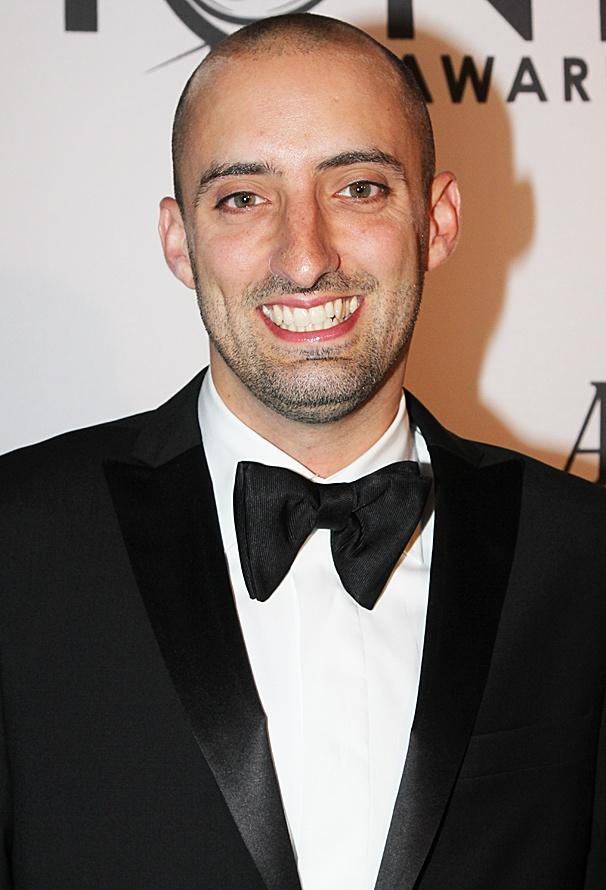 Tony Awards 2012 – Hot Guys – Tom Edden