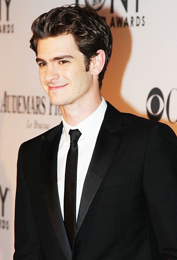 Tony Awards 2012 – Hot Guys – Andrew Garfield
