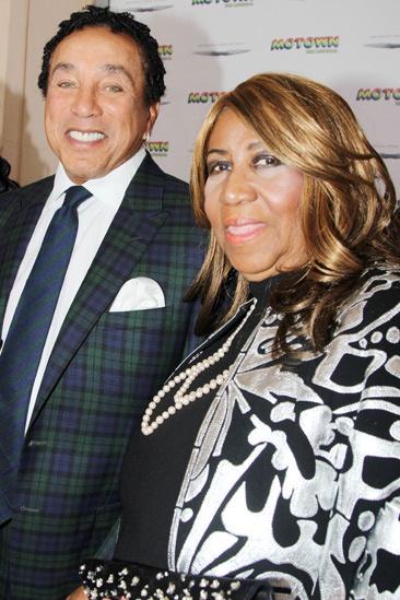 Motown Preview — Smokey Robinson — Aretha Franklin