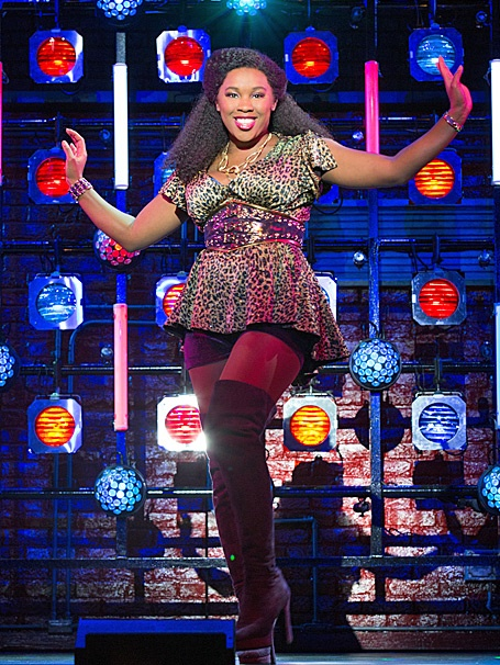Sister Act - tour - Ta'Rea Campbell