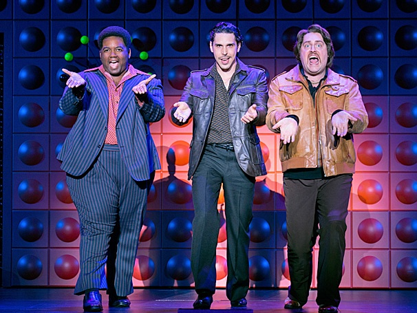 Sister Act - tour - Charles Barksdale - Ernie Pruneda - Todd A. Horman