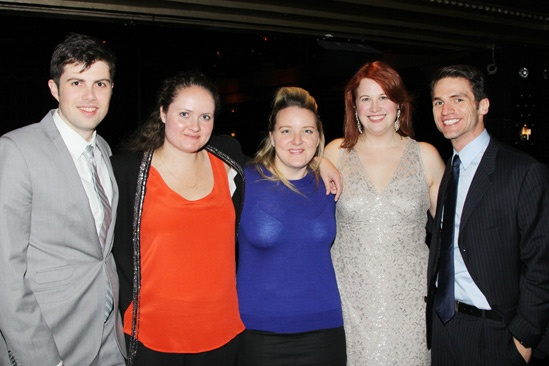 The Heiress – Opening Night – Travis McHale – Marina Reti – Jamie Greathouse – Erica Heminger – Timothy Koch