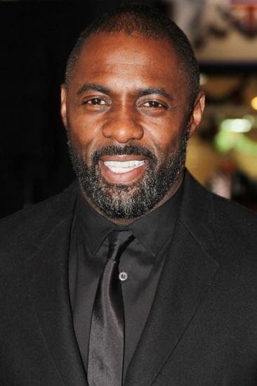 Les Miserables London premiere – Idris Elba