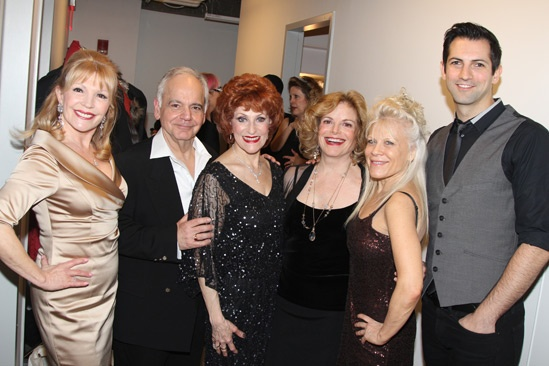 Actors Fund Benefit for Kathi Moss – Grease group