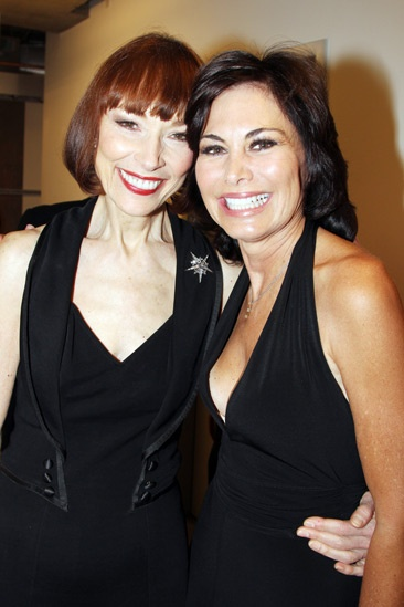Actors Fund Benefit for Kathi Moss – Karen Akers – Shelly Burch