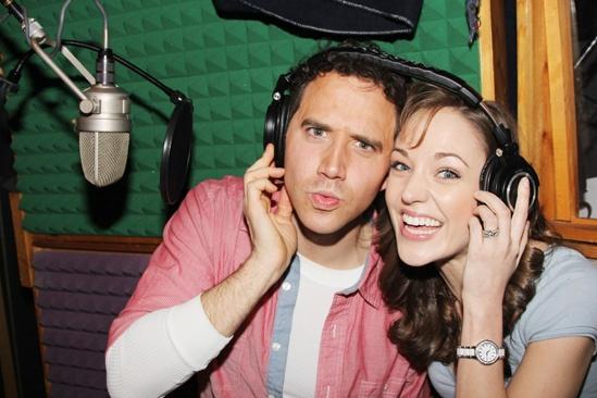 Cinderella Recording- Santino Fontana- Laura Osnes