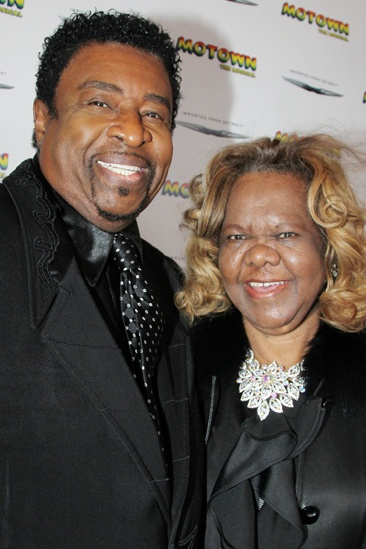 'Motown' Family Night — Dennis Edwards — Janie Bradford