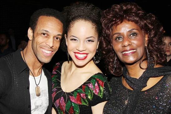 'Motown' Family Night — Jamal Story — Sasha Hutchings — Caldin Gill-Street