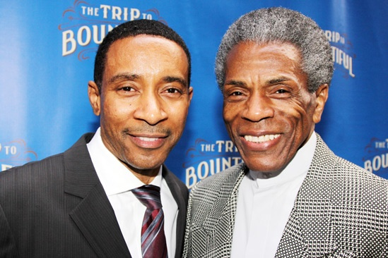 The Trip to Bountiful – Opening Night – Charles Randolph-Wright – Andre De Shields