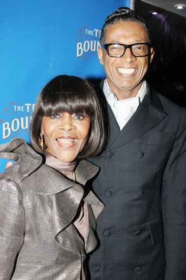 The Trip to Bountiful – Opening Night – Cicely Tyson - B. Michael