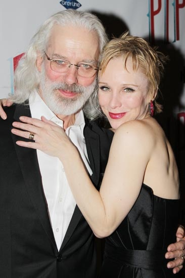 Pippin – Opening Night – Terrence Mann – Charlotte D'Amboise