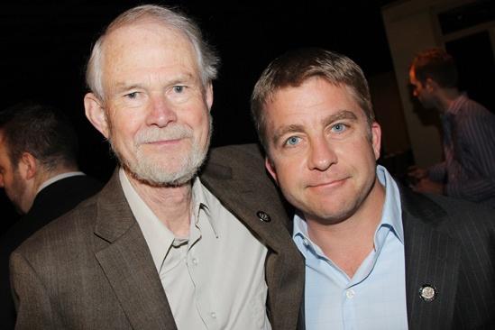 2013 Tony Nominee Brunch — Joseph Robinette — Peter Billingsley