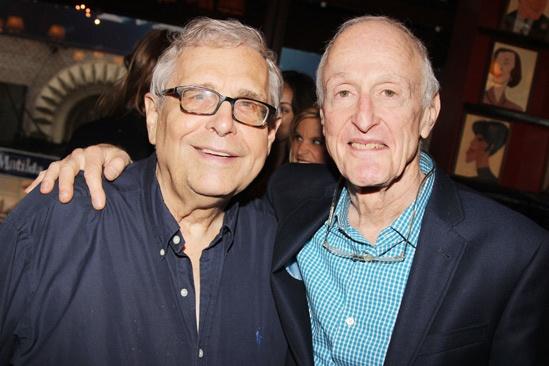 Off Broadway Alliance Awards – 2013 – Richard Maltby, Jr. – David Shire