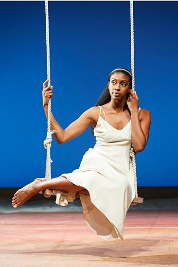 <I>Romeo and Juliet</I>: Show Photos - Condola Rashad