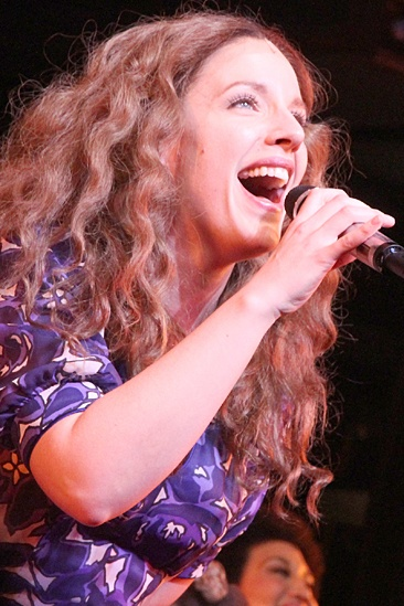 <I> Beautiful: The Carole King Musical</I>: Opening -  Jessie Mueller