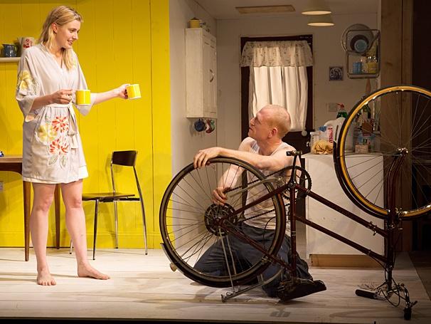 The Village Bike - PS - 5/14 - Greta Gerwig - Scott Shepherd