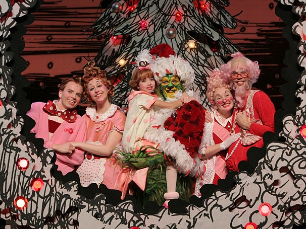The Grinch Who Stole Christmas Cast.Broadway Com Photo 1 Of 10 Dr Seuss How The Grinch