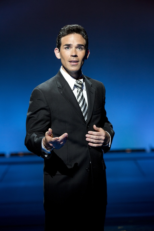 Jersey Boys - Show Photos - Dominic Scaglione Jr.
