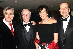 Drama Desk Awards 2005 - John Patrick Shanley - Roger Berlind - Lynne Meadow - Barry Grove