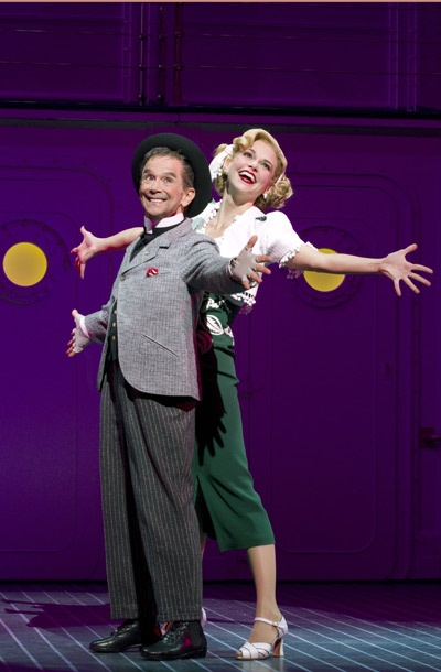 Show Photos - Anything Goes - Sutton Foster - Joel Grey - Sutton Foster