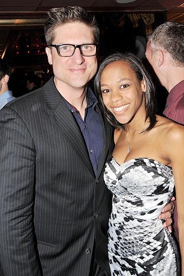 Drama Desk Awards Cocktail Reception – Christopher Sieber – Nikki M. James