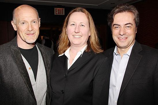Tony Brunch 2011 – Neil Meron – Beth Williams – John Gore