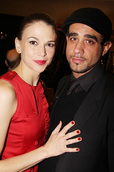Tony Brunch - Sutton Foster- Bobby Cannavale